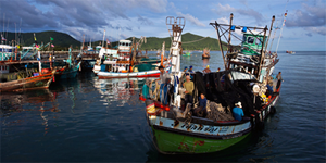 bang saray harbour