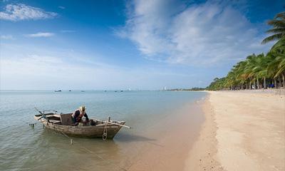 fisherman bang saray beach road