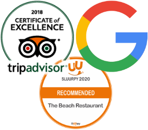 The Beach Restaurant reviews on Google